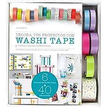 Kit Decora tus proyectos con washi tape