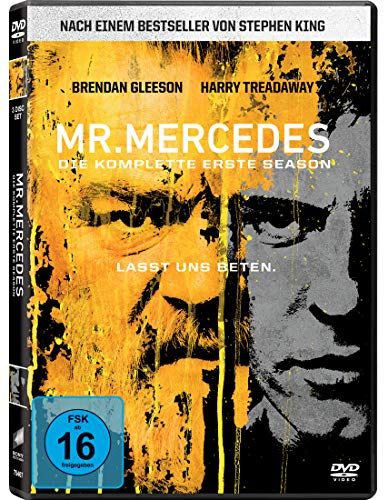 Mr. Mercedes - Die komplette erste Season [3 DVDs] (Tv-serie King Stephen)