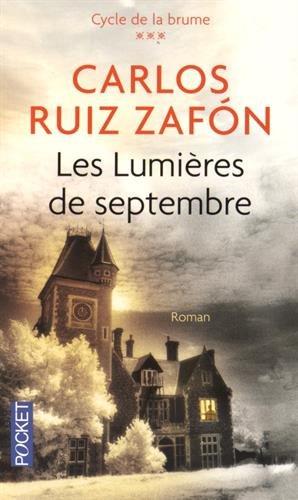 Les Lumieres De Septembre par Carlos Ruiz Zafon