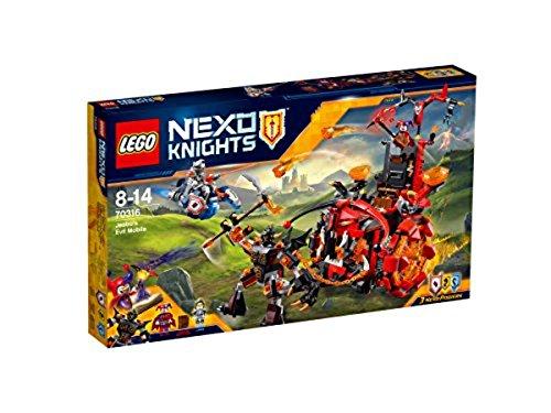 Lego 70316 - Nexo Knights - Le char maléfique de Jestro