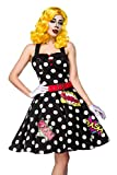 Pop Art Girl Costume Kit - Noir - 40