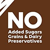 #5: NutNut Dark Choco Almond All Natural Snack Bar, 10 Pieces, 300g