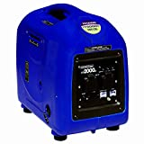 Hyundai HY2000SI-PRO Generador 2000 W, Azul