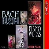 Busoni / Bach: Complete Transcriptions For Piano Vol. 1