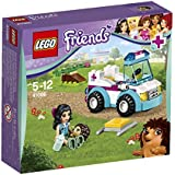 LEGO Friends - La ambulancia veterinaria (41086)