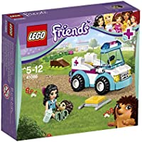 LEGO Friends 41086 - L'Ambulanza Degli Animali