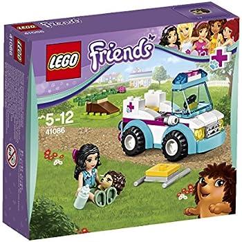 LEGO Friends 41086 - L'Ambulanza Degli Animali