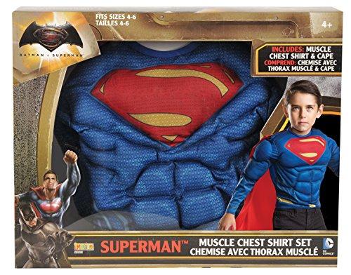 Rubies 's-Superman Disfraz unisex-child, multicolor, talla única, itg31708