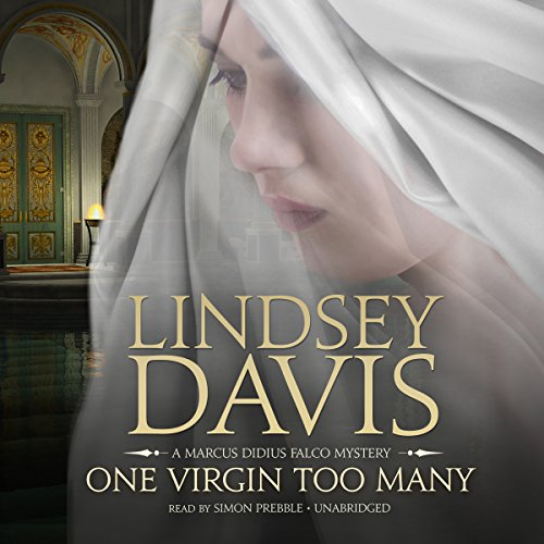 One Virgin Too Many (Marcus Didius Falco Mysteries)