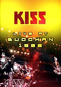 Kiss - Live At Budokan 1988