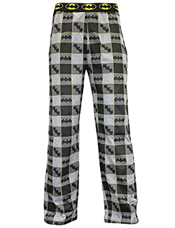 batman bas de pyjama batman homme. Black Bedroom Furniture Sets. Home Design Ideas