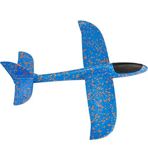 TOYANDONA Avión de Juguete Planeador avión Conjunto para...