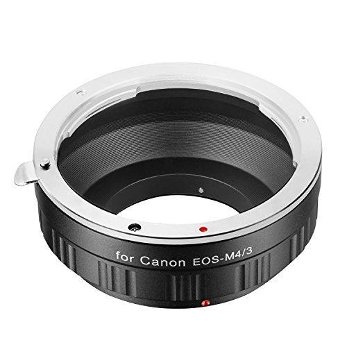 Neewer - Adaptador Objetivo Canon EOS EF Objetivo