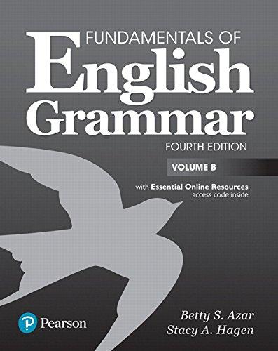 Fundamentals of English Grammar + Online Resources: B