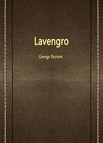 Lavengro (English Edition) eBook: George Borrow: Amazon.es: Tienda ...