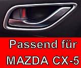 Mazda CX-5/Chromrahmen Türgriffblenden/Innenraum Set/Zubehör/Tuning