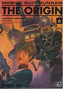 Mobile Suit Gundam - The Origin Edition simple Tome 6