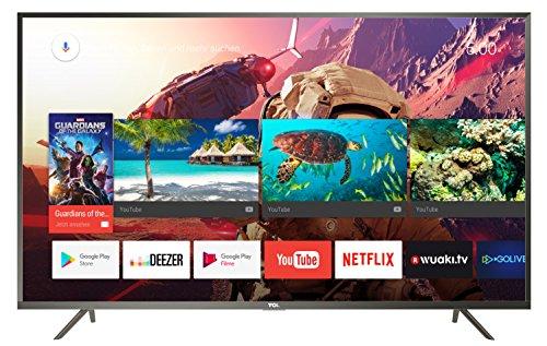 P6000-serie (TCL U55P6046 139 cm (55 Zoll) Fernseher (Ultra HD, HDR10, Triple Tuner, Smart TV))