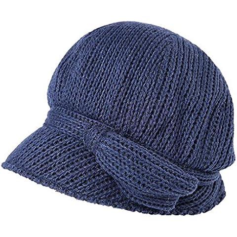 LXsnail Beret / Donne modo casuale Berets eleganti / Donne invernali Berretti caldi ( colore : 2* )