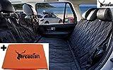 Arcadian Dog Car Seat Cover Impermeabile e a Prova di Graffi coprisedili Posteriore Antiscivolo.