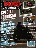 MOTO JOURNAL [No 847] du 26/05/1988 - SPECIAL TOURISME : LE GUIDE DE L'EVASION. COMPARATIF : HONDA 1500 GL. YAMAHA 1200. VENTURE. LA ROUTE EN MUSIQUE. CONTACTS : DUCATI 750 S. LE SPORT A L'ETAT PUR. 125 CAGIVA CRUISER ET BLUES . PETITES MAIS VIGOUREUSES. GRAND PRIX D'ITALIE : DOMINIQUE SARRON PREND DU GALON.