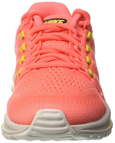 Nike Wmns Air Zoom Vomero 12, Chaussures de Course Femme Rose (Hot Punch/black/lava Glow/electrolime/summit White)