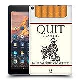 Head Case Designs Quitter Paquet de Cigarette Étui Coque en Gel Molle pour Amazon...