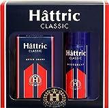 Hattric Classic Geschenkset, After Shave 100 ml + Deo Spray 150 ml
