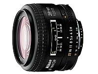 Nikon 28mm f/2.8D AF Nikkor SLR - Objetivo (SLR, 6/6, Objetivo estándar,...