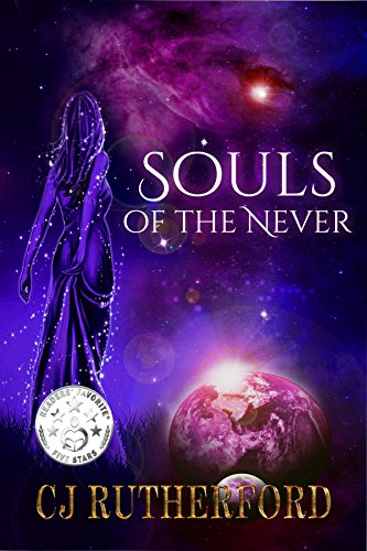 Souls of the Never: A Young Adult Science Fiction Fantasy Romance (Tales of the Neverwar Series Book 1) thumbnail