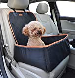 Pet Seat Cover Waterproof Dog Car Front Seat...