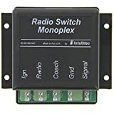 Intellitec 00-00189-000 OEM RV Radio Monoplex Switch - 15A - Single Wire Multi Point Switching - 10 to 16 VDC Operating Voltage