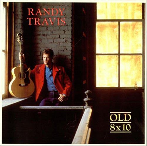 Old 8x10 (1987/88) [Vinyl LP] (Randy Travis-vinyl-records)