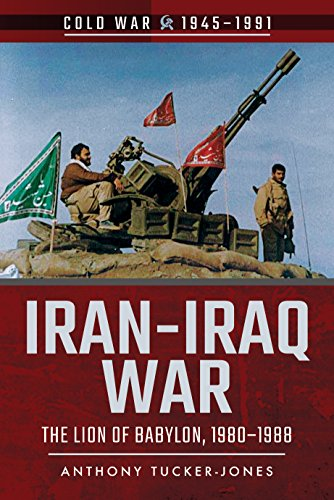 Iran-Iraq War (Cold War - Tanker Wars