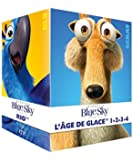 Blue Sky : L'intégrale des 8 films (inclus Epic, L'Age de Glace 1 à 4, Rio) [Blu-ray]