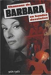 Chansons de Barbara en bandes dessinées