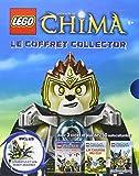 Lego Legends of Chima, Le coffret collector - inclus le robot araignée et la migifigurine Sparratus