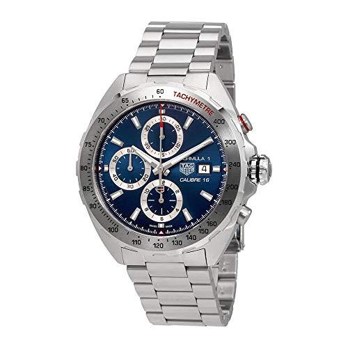 TAG Heuer Herren-Armbanduhr Armband Edelstahl Automatik CAZ2015.BA0876