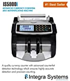Kross Advanced Currency / Note / Money Counting Machine With Fake Note Detection