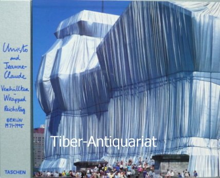 Wrapped Reichstag, Berlin, 1971-95 (Jumbo) par Christo, Jeanne-Claude Christo