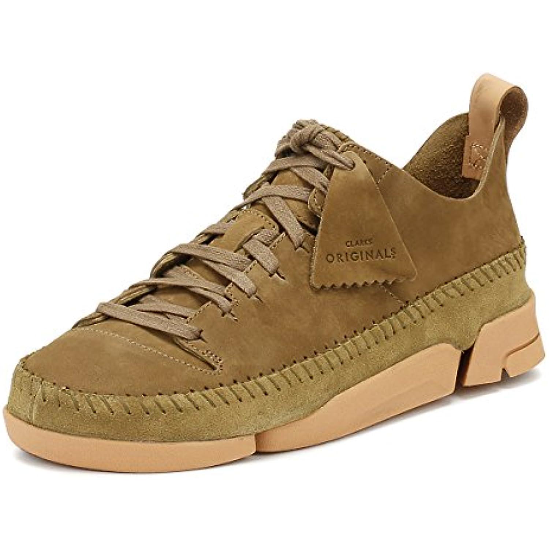 Clarks Originals Trigenic Flex W B0792S7TK3 Chaussures Olive - B0792S7TK3 W - 9c48db