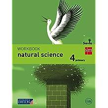 Natural science. 4 Primary. Savia. Workbook - 9788415743743