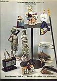 CATALOGUE DE VENTE AUX ENCHERES - DROUOT RICHELIEU - PIPES ET PBJETS DU TABAC - CANNES - CERAMIQUES ET PORCELAINES PRINCIPALEMENT DU XIXe SIECLE - SALLE 3 - 9 DECEMBRE 1991 - PIERRE CORNETTE DE SAINT CYR