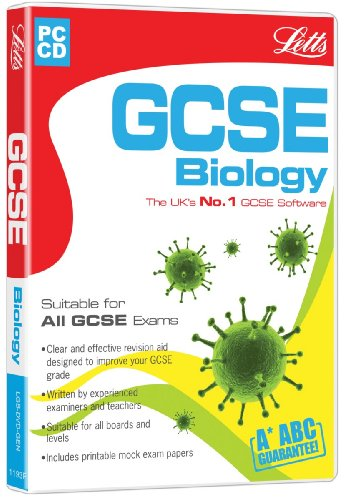 Letts GCSE Biology (PC CD) Test