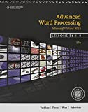 Bundle: Advanced Word Processing, Lessons 56-110: Microsoft Word + Keyboarding Pro Deluxe Online Lessons 56-110 Printed Access Card Package