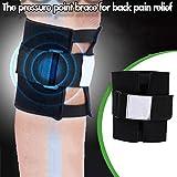 Terzsl Nerf sciatique douleurs d'acupression Soulage Les Jambes Point de Pression pour Le Support pour Ordinateurs Portables