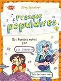Presque populaires, Tome 5 - Nos fausses notes par Léa Goldblatt et Julie Graham-Chang