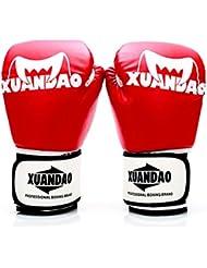 guantes de boxeo/ boxeo de saco de boxeo adulto niño set/Guante de la aptitud de lucha/ guante de entrenamiento saco de boxeo-A