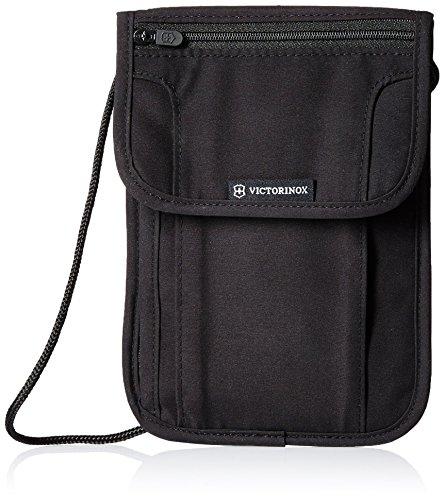 Accesorios Victorinox 4,0 uktapstores RFID bolsa de lujo negro