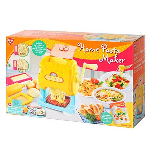 PlayGo 6350–Bambini macchina per la pasta, cucina giocattolo